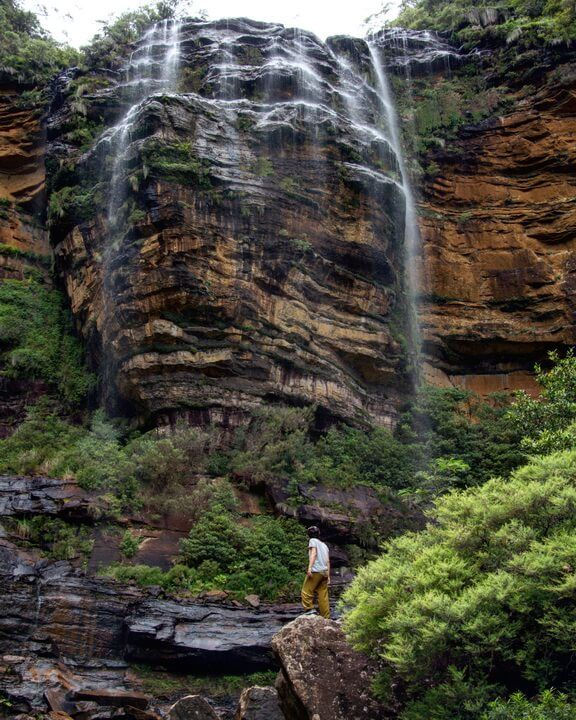 Wentworth Falls Blue Mountains
