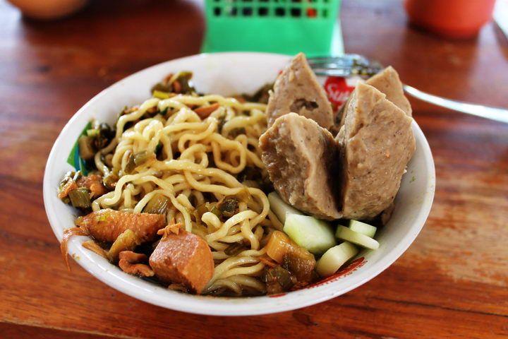 viajar a Indonesia gastronomía
